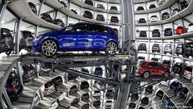 Volkswagen продал рекордное количество автомобилей