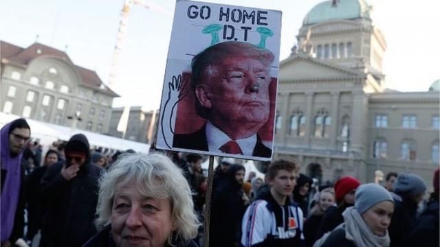 Давос 2018: речь Трампа и другие интересные