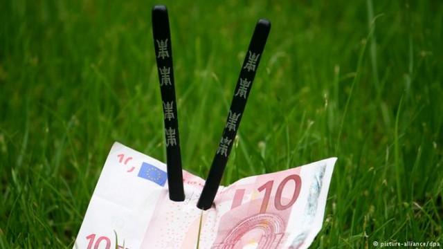 Китай инвестировал в ФРГ рекордные более 11000000000 евро в год