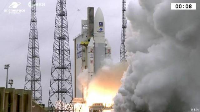 Европейская космическая отрасль от очистки орбиты от мусора к поддержке миссии ОБСЕ в Украине