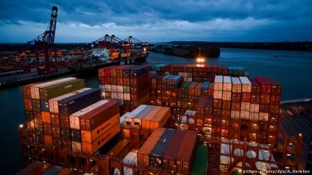 Немецкий экспорт в 2017 году установил новый исторический рекорд