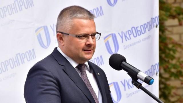 "Порошенко уволил гендиректора ""Укроборонпрома"""