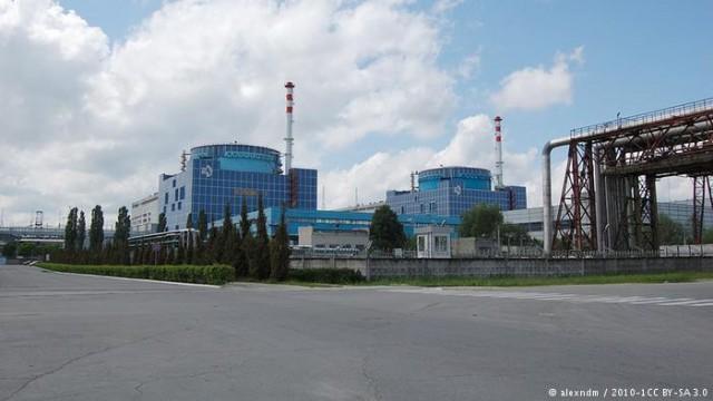 Украина увеличивает поставки ядерного топлива с Запада