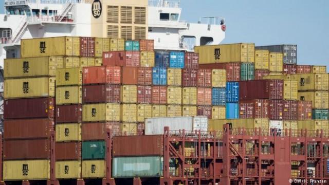 Исследование: немецкий импорт обеспечивает 5000000 рабочих мест в ЕС
