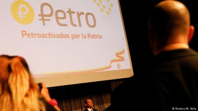 """Венесуэла заработала за день на криптовалюта """"петр"""" 735000000 долларов"""