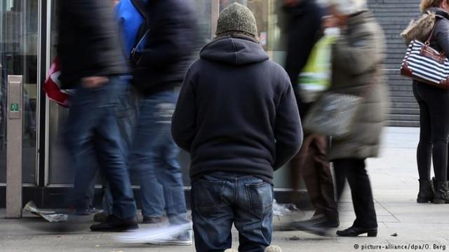 Риск бедности среди немецких безработных самый высокий в Евросоюзе