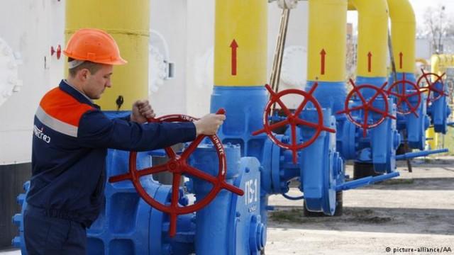 """""""Газпром"""" отказался поставлять газ Украине в марте"""