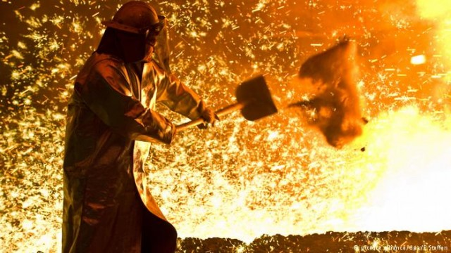 Американское пошлины на сталь вызвало жесткую реакцию в ЕС