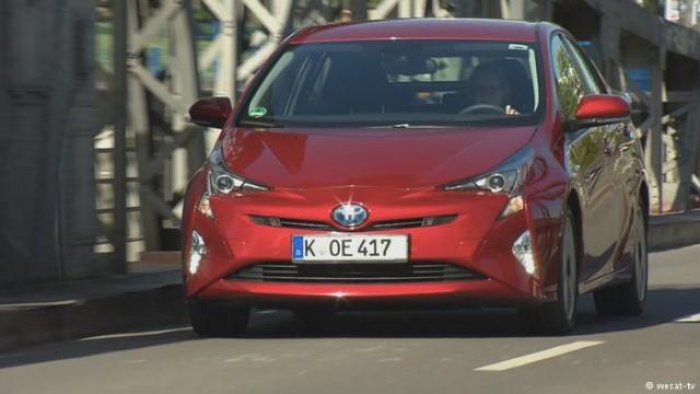 Toyota прекратит продавать дизельные автомобили в Европе
