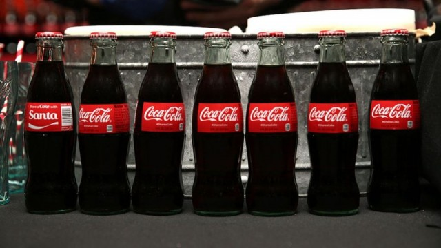Coca-Cola хочет производить алкогольный напиток