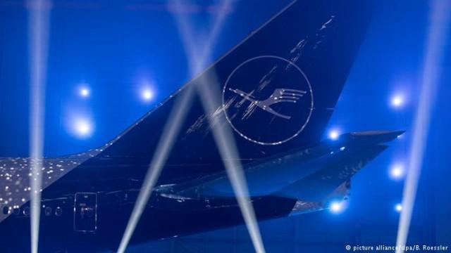 Lufthansa получила в 2017 году рекордную прибыль