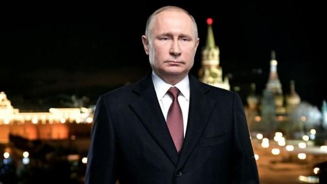 Жизнь в путинской России в графиках
