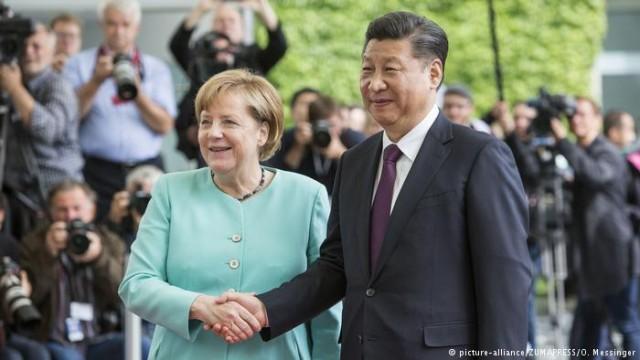 ФРГ и Китай стремятся разрешить кризис на мировом рынке стали в рамках G20