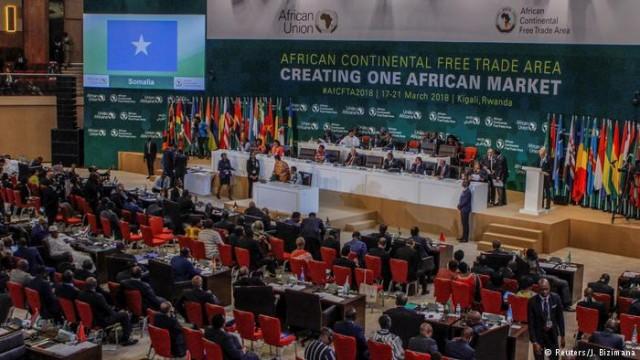 Африка может превратиться в крупнейшую в мире зону свободной торговли