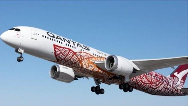 Самолет, совершивший полет из Австралии в Лондон, вошел в историю