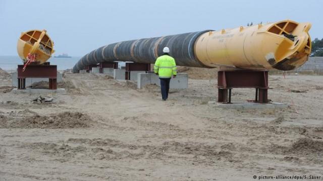 """""""Северный поток-2"""": ждать экологической катастрофы? (Видео)"""