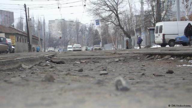 Дорогие дороги. Хватит 300000000000 гривен на украинские дороги