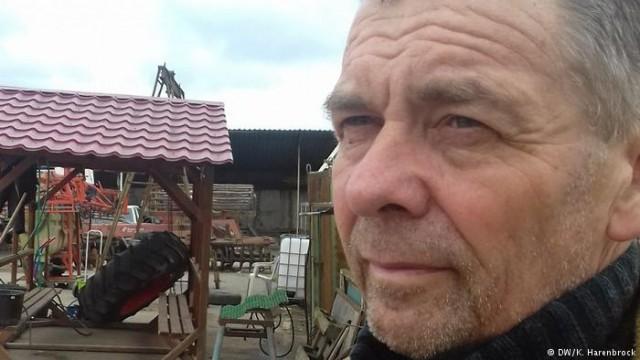 """Словацкий вестерн: как рейдеры """"отжимают"""" поля у фермеров"""