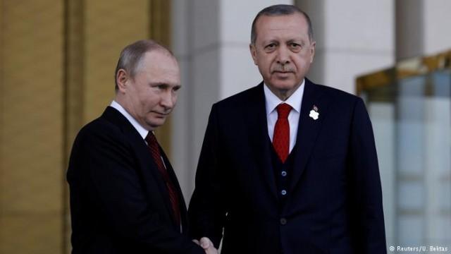 Комментарий: Турция усиливает зависимость от Москвы