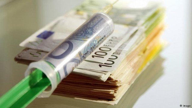Международная финансовая помощь Украине: почему деньги не работают?