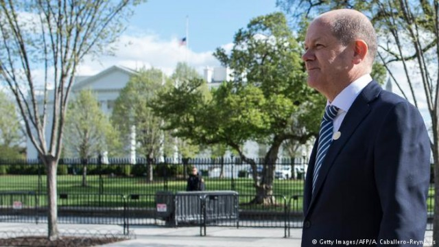 Министр финансов ФРГ рассчитывает на решение торгового спора с США