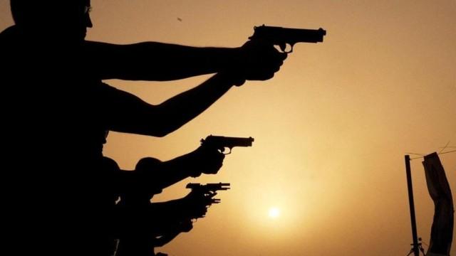 Каким будет мир, если исчезнет вся огнестрельное оружие