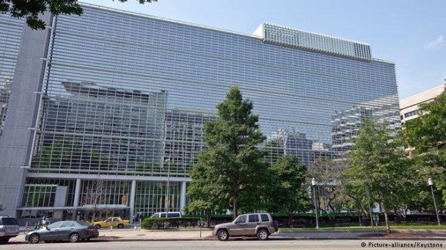 Всемирный банк получит еще 13 млрд долларов на проекты развития