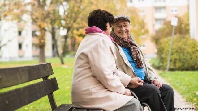Почему немецким пенсионерам живется хорошо (видео)