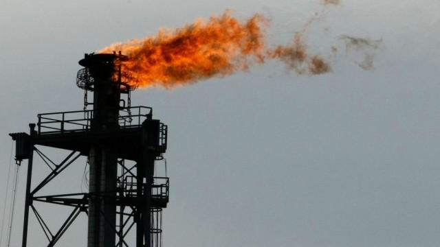 Цена на нефть достигла трехлетнего максимума