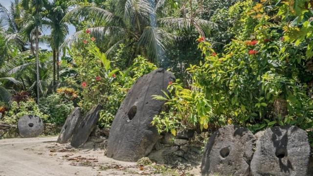 Кам & # x27; деревянные деньги острова Яп: твердое валюта в мире