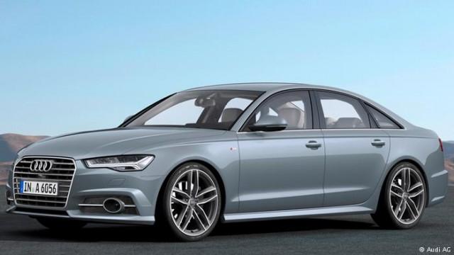 Audi приостановил продажу A6 и A7 через возможные манипуляции с выбросами
