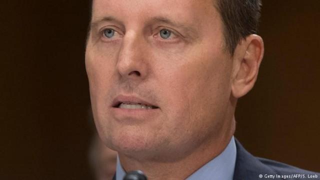 Новый посол США обещает Германии, что торговой войны не будет