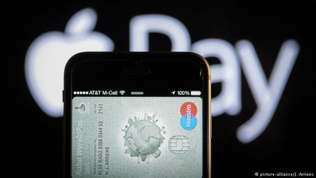 В Укране запустили платежный сервис Apple Pay