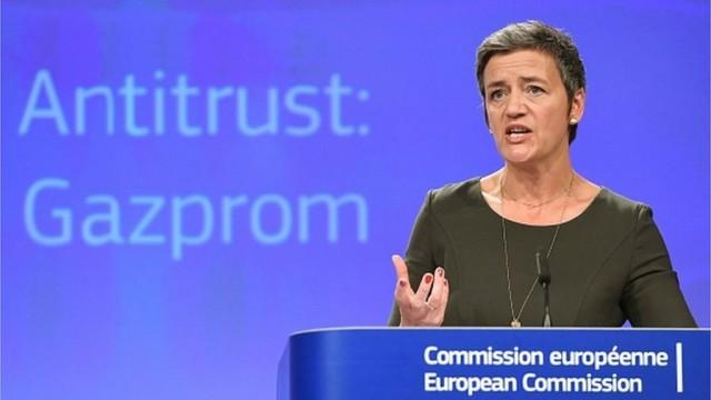 Что означает мировое соглашение ЕС и Газпрома