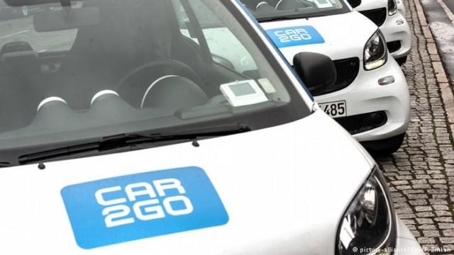 Новые концепции мобильности: свое авто в городе может стать ненужным