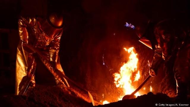 США с 1 июня вводят пошлины на сталь и алюминий из Евросоюза