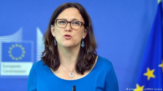 ЕС обратился в ВТО из-за пошлин США на сталь и алюминий