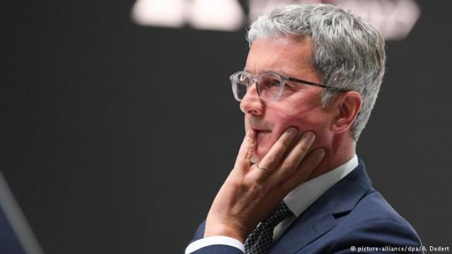 """""""Дизельный скандал"""": прокуратура проводит расследование в отношении руководителя Audi"""