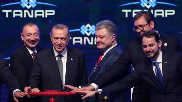 """Каспийский газ подходит в Европу. """"Газпрому"""" время беспокоиться?"""