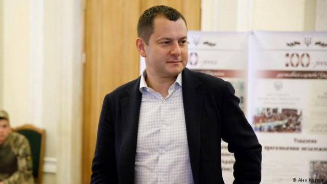 Интервью DW: депутат Ефимов о лоббизме и свой немецкий бизнес