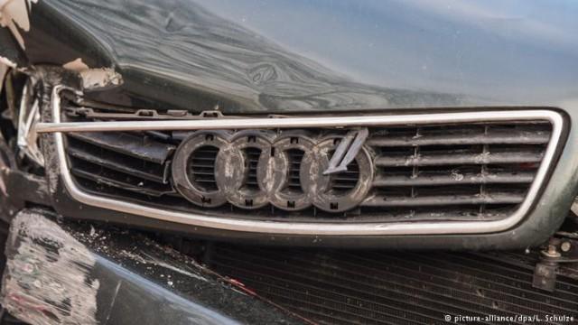 """Комментарий: """"Красная карточка"""" для шефа Audi"""