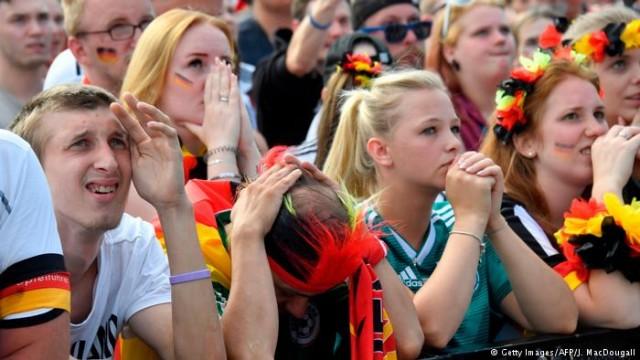 Немецкий бизнес считает убытки из-за ранний вылет футбольной сборной с ЧМ-2018