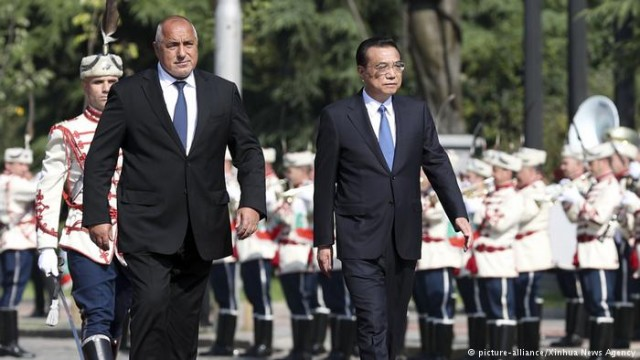 Китай ищет партнеров в Центральной и Восточной Европе