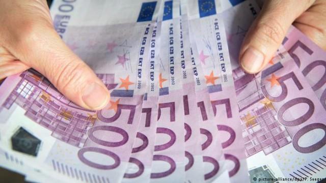 Иран планирует снять 300000000 евро наличными в Германии