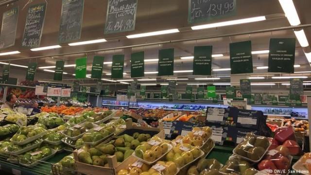 Россия продлила продовольственное эмбарго до конца 2019