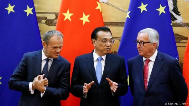Евросоюз и Китай ищут общий ответ американскому протекционизма
