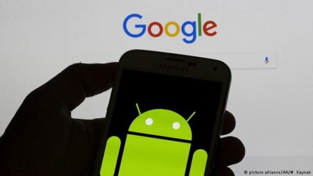 Еврокомиссия оштрафовала Google на 43 миллиарда евро