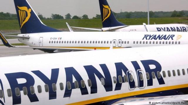 Ryanair отменяет 600 рейсов из-за забастовки