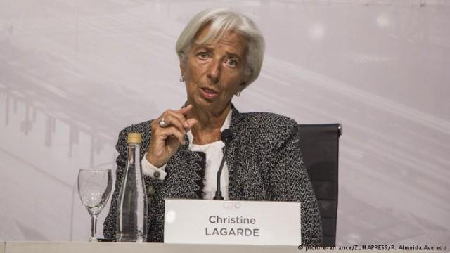 МВФ предостерегает от потерь для глобальной экономики через торговую войну