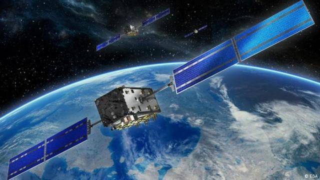 Европейская навигационная система Galileo и выгоду от нее для Украины